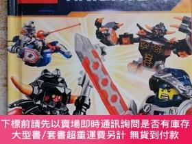 二手書博民逛書店DK罕見Readers L3: LEGO NEXO KNIGHTS: Monster BattlesY2416