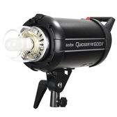 影視閃光燈600w高速拍照柔光影棚影室燈攝影燈igo