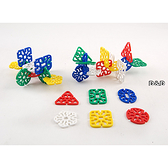 《 USL遊思樂教具 》大唐漢積木 ( 145 PCS ) / JOYBUS玩具百貨