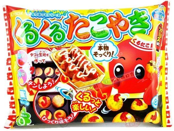 《松貝》知育果子創意DIY章魚燒小達人16g【4901551354634】d15