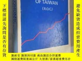 二手書博民逛書店Economic罕見Transformation of Taiwan, Roc 英文原版精裝Y12480 Kw