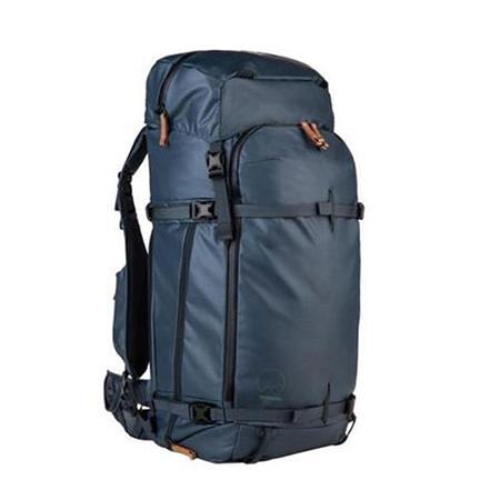 【】Shimoda Explore 60 520-011 深藍 冒險攝影背包 可放13吋筆電 可側取