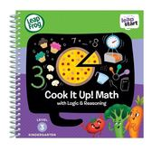 ☆愛兒麗☆LeapFrog 跳跳蛙 LeapStart Books:兒童2-烹飪學數數