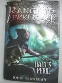 【書寶二手書T7/原文小說_MGH】Halt's Peril: Book 09_Flanagan, John