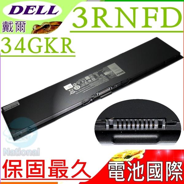 DELL 3RNFD, E7440,E7450  電池(原廠)-戴爾 Latitude  34GKR,G95J5,PFXCR,T19VW,V8XN3,5K1GW,G0G2M