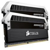 【新風尚潮流】海盜船 8G Dominator白金 DDR3-1600 白色光管 CMD8GX3M2A1600C9