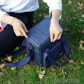 牛津布飯盒袋保溫包戶外野餐包