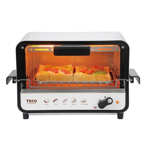 【TECO東元】9L防燙外取式電烤箱(XYFYB0971R)