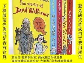 二手書博民逛書店The罕見World Of David WalliamsY255562 David Walliams Harp