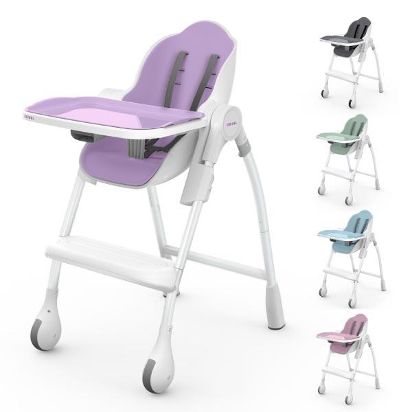 新加坡ORIBEL Cocoon 成長型高腳餐椅(5色可選)