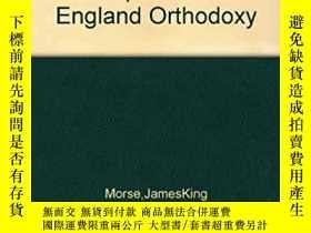 二手書博民逛書店Jedidiah罕見Morse,: A champion of New England orthodoxyY2