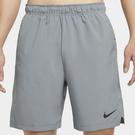 Nike Flex 男裝 短褲 梭織 導濕 速乾 開衩 運動 訓練 休閒 口袋 灰【運動世界】CU4946-084
