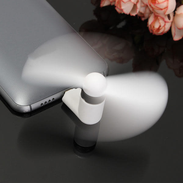 手機風扇 安卓 Micro USB 接口 迷你電風扇
