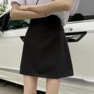 春秋高腰顯瘦包臀裙