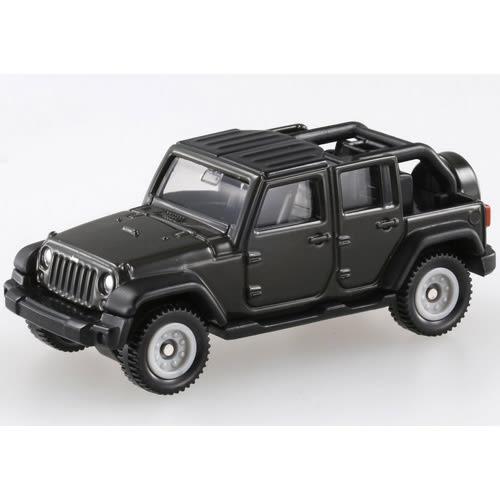 TOMICA 多美小汽車NO.080 Wrangler吉普車_TM080A