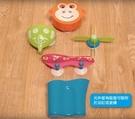 【美國ALEX】818N  幼兒洗澡玩具 叢林水車組 /組