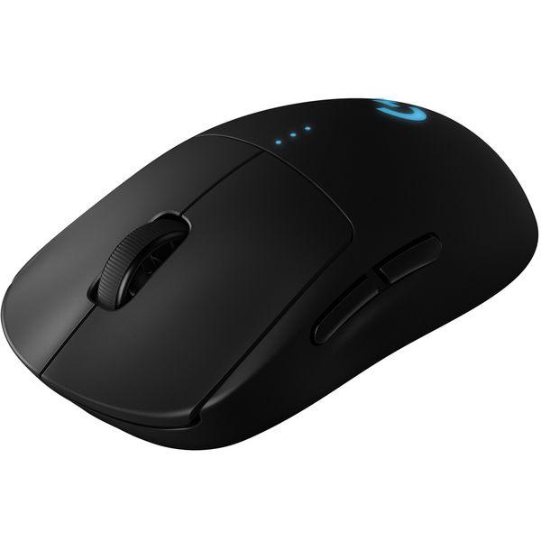 【免運費】Logitech 羅技 G系列 G PRO Wireless LIGHTSPEED 專業電競級 有線/無線 遊戲滑鼠