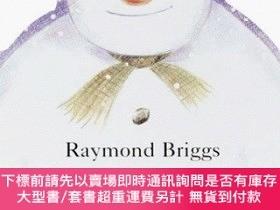 二手書博民逛書店The罕見Snowman Shaped Board BookY256260 Raymond Briggs Ra