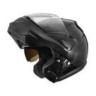【東門城】ZEUS ZS3500 透明纖維(黑) 可掀式全罩安全帽 雙鏡片