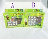 【震撼精品百貨】LINE FRIENDS_兔兔、熊大~ 玩具疊疊樂-葉子/球【共2款】