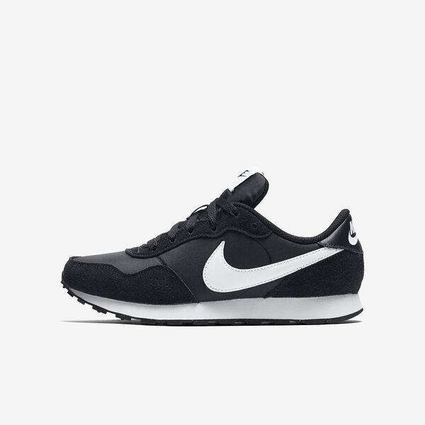 Nike Md Valiant Gs [CN8558-002] 大童鞋 運動 休閒 復古 柔軟 輕量 耐穿 黑 白