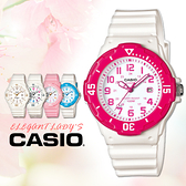 CASIO手錶專賣店 卡西歐 LRW-200H-4B 兒童錶  運動 防水100米 膠質錶帶 可旋轉錶圈 日期顯示