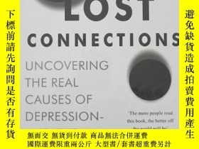 二手書博民逛書店Lost罕見Connections: Uncovering th