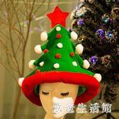 聖誕帽 圣誕帽圣誕裝飾品圣誕老人成人兒童圣誕節派對聚會 nm12759【歐爸生活館】