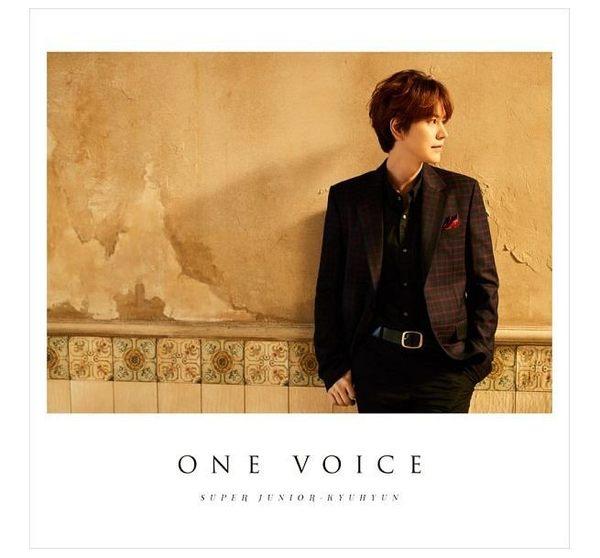 圭賢 ONE VOICE 台壓版 CD附DVD (購潮8)