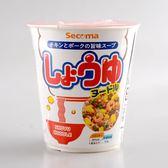 北海道Secoma杯麵-醬油風味 63G(賞味期限 :2019.1.10)