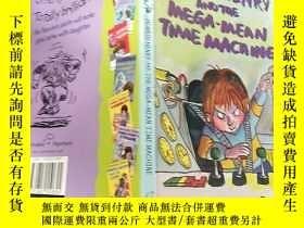 二手書博民逛書店HORRID罕見HENRY AND THE MEGA-MEAN TIME MACHINE 可怕的亨利和超級平均時間