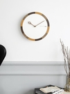 mandelda家用鐘飾北歐輕奢鐘表掛鐘客廳簡約時鐘掛牆極簡創意裝飾 夢幻小鎮