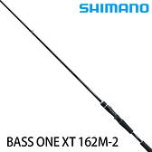 漁拓釣具 SHIMANO 18 BASS ONE XT 162M-2 [淡水路亞竿]