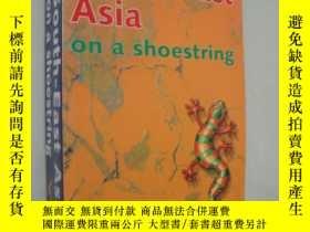 二手書博民逛書店South-east罕見Asia On A Shoestring