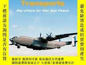 二手書博民逛書店(罕見)Antonov s Heavy Transports: Big Lifters for War & Pea
