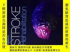 二手書博民逛書店Topics罕見in Stroke Rehabilitation (TSR Journal) 10 2015腦卒中