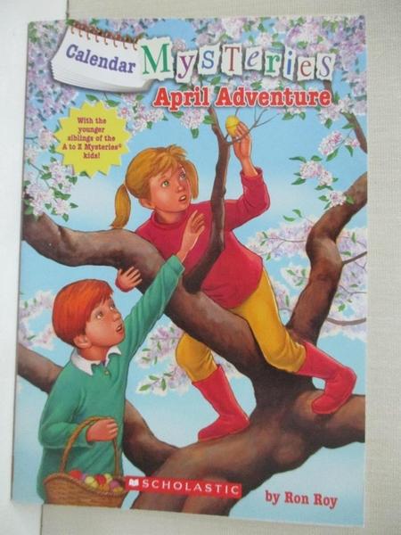 【書寶二手書T8/原文小說_BNR】IFFYApril Adventure (Calendar Adventure)