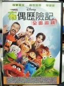 挖寶二手片-B02-020-正版DVD-動畫【布偶歷險記:全面追緝】-迪士尼(直購價)
