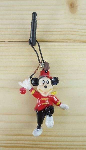 【震撼精品百貨】米奇/米妮_Micky Mouse~迪士尼防塵塞-樂隊