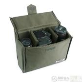 攝影包 卡登內膽包 For佳能索尼康單反相機內膽包 單肩包攝影雙肩內膽包 城市科技