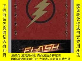二手書博民逛書店The罕見Flash Hardcover Ruled JournalY410016 . Warner Bros