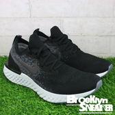 Nike Epic React Black 黑 白 輕量 慢跑 情侶 男女 (布魯克林) AQ0067-001男 AQ0070-001女
