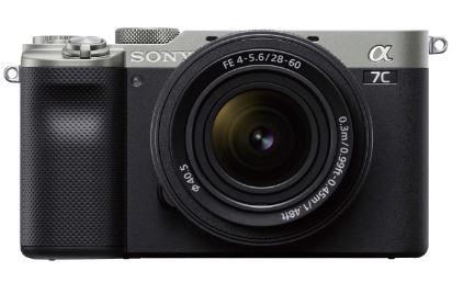 SONY α7C A7C + FE 28-60 mm F4-5.6( SEL2860) 標準變焦組 公司貨 全片幅 晶豪泰3C 專業攝影 高雄