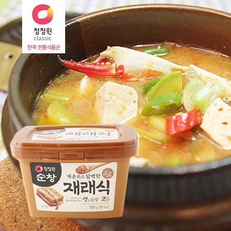 韓國 大象 韓式黃豆醬 大醬 (味噌) 500g 豆醬 黃豆醬 大醬湯 海帶味噌湯 韓式醬 醬料 湯底