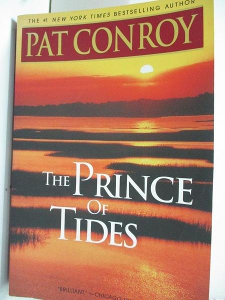 【書寶二手書T3/原文小說_DWN】The Prince of Tides_Conroy, Pat