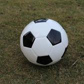 【優選】學生5號黑白塊軟皮耐磨中考訓練比賽足球