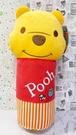 【震撼精品百貨】Winnie the Pooh 小熊維尼~迪士尼台灣授權造型抱枕附毛毯#52638