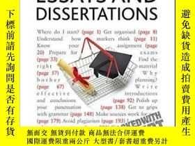 二手書博民逛書店Write罕見Great Essays And Dissertations-寫偉大的論文和論文Y436638
