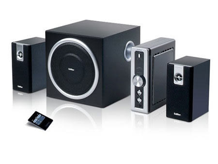 【台中平價鋪】全新 EDIFIER C2 多媒體三件式喇叭