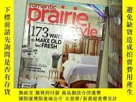 二手書博民逛書店Romantic罕見prairie style SUMMER2012 (10)Y203004